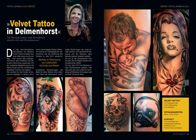 Tattoo Delmenhorst